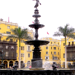 plaza mayor-lima